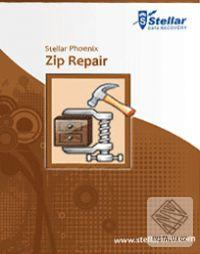 Stellar Phoenix Zip Repair