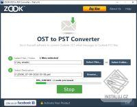 ZOOK OST to PST Converter