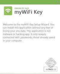 myWiFi Key