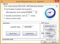 Emsa TimeSynchronizer