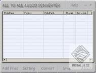 All To All Audio Convert