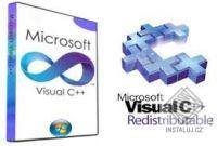 Součásti Visual C++ pro Visual Studio 2013