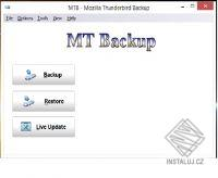 Mozilla Thunderbird Backup