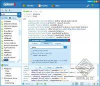Lexicon 7 Německý technický slovník
