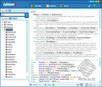 Lexicon 5 Německý zemědělský a přírodovědný slovník