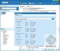 Lexicon 5 Francouzský praktický slovník