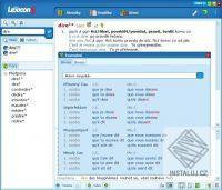 Lexicon 5 Francouzský velký slovník