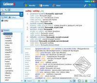 Lexicon 5 Ruský velký slovník