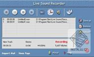 Live Sound Recorder