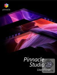 Manuál Pinnacle Studio 23