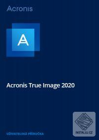 Manuál Acronis True Image 2020
