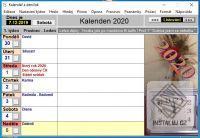 Kalenden 2020