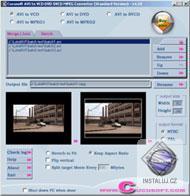 MPEG/AVI to DVD/VCD/SVCD/MPEG Video Converter Pro