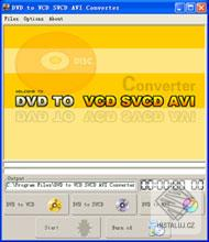 DVD to VCD SVCD AVI Converter