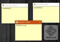 Sticky Notes Manager