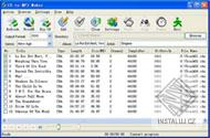 CD to MP3 Maker