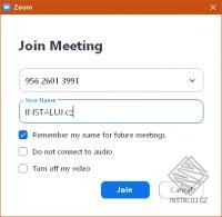 Zoom Client for Meetings