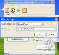Presentations To Video Converter