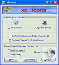 XP Icons