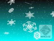 Snowfall3D Screensaver
