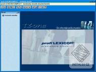 profi LEXICON technický AJ + SK