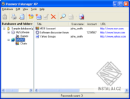 Password Manager XP
