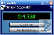 Simnor Stopwatch