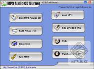 MP3 Audio CD Burner