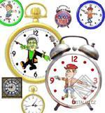 Toon Clock