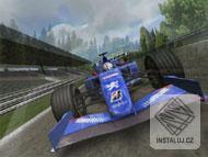 3D Formula One screensaver