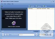 Power Video to Audio Converter