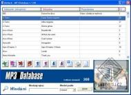 MP3 Database