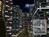 NIGHT CITY 3D SCREENSAVER