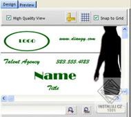 Business Card Creator pro MS Word