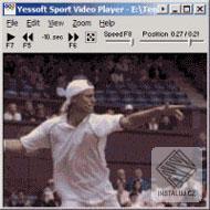 Sport Video Player