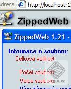 ZippedWeb