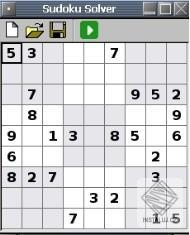 QSS - Qt Sudoku Solver