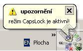 CapsLockHunter