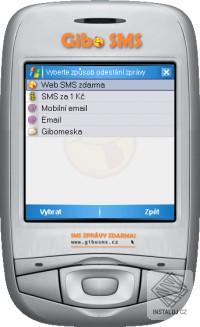 Gibo sms