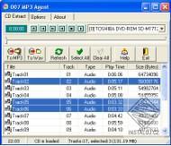 007 MP3 Agent