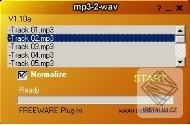 mp3-2-wav converter
