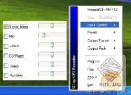 QTray MP3 Recorder
