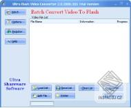 Ultra Video To Flash Converter