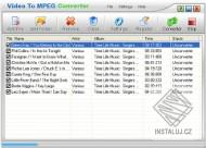 Video To MPEG Converter