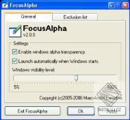 FocusAlpha