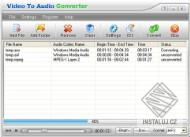 Video To Audio Converter