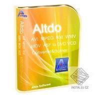 AVI MPEG RM WMV MOV ASF to DVD VCD Conv.