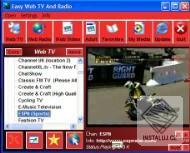 Easy WebTV And Radio
