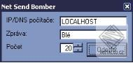 Net Send Bomber