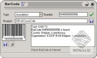 BarCode Descriptor